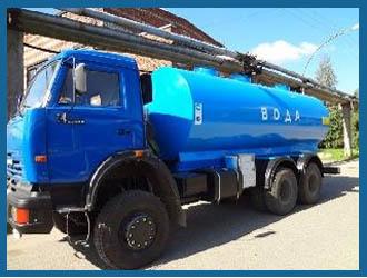Завоз технической воды в Омске